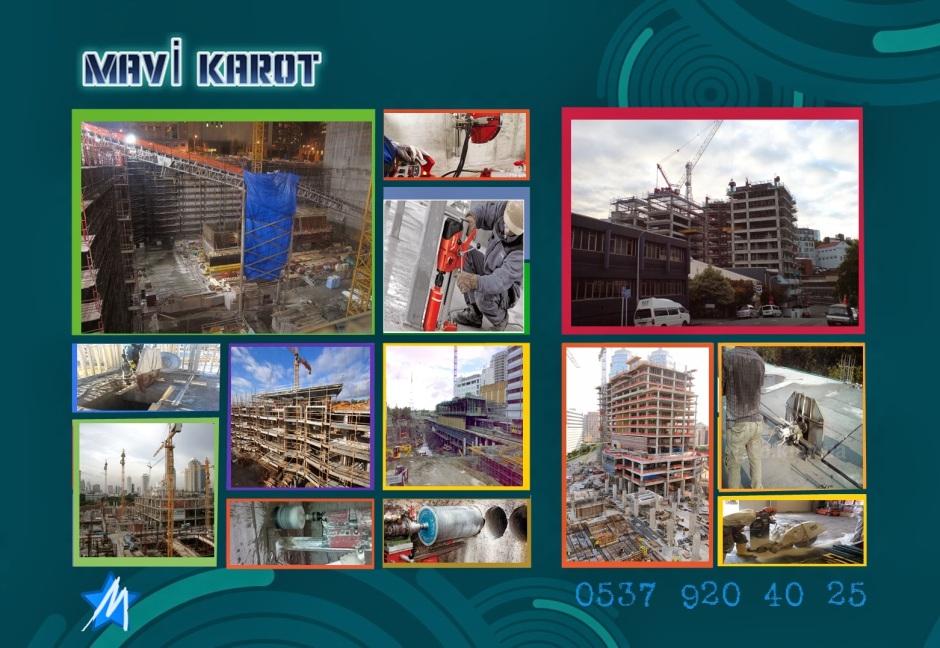 Beton Delme, Beton Kesme Makineleri, İş Arkadaşlarımız, MAVİ KAROT, 0537 920 40 25