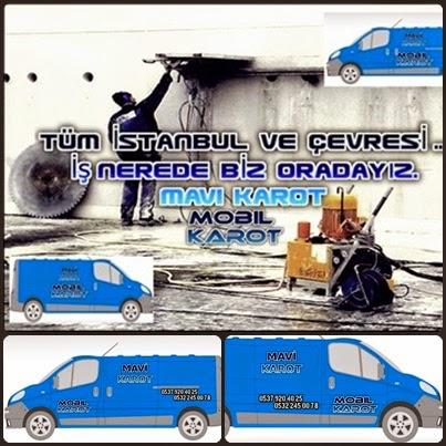 KAROT SERVİSİ, TÜM İSTANBUL, Mavi Karot, 0537 920 40 25, 0542 220 40 32