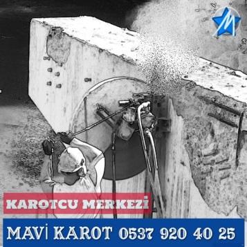 Mavi Karot, 0537 920 40 25 | Beton delme, Beton Kesme