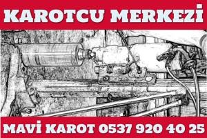 Karot Merkezi, Karotçular Burada, MAVİ KAROT, 0537 920 40 25