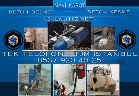 MAVİ KAROT, hayırlı işler diler, karot, karotçu, beton delme, beton kesme, de aradığınız yer, 0537 920 40 25