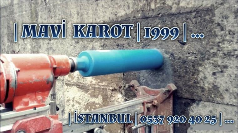 MAVİ KAROT | 1999 |, blue coring, karotcu, karot, 0537 920 40 25, İSTANBUL,